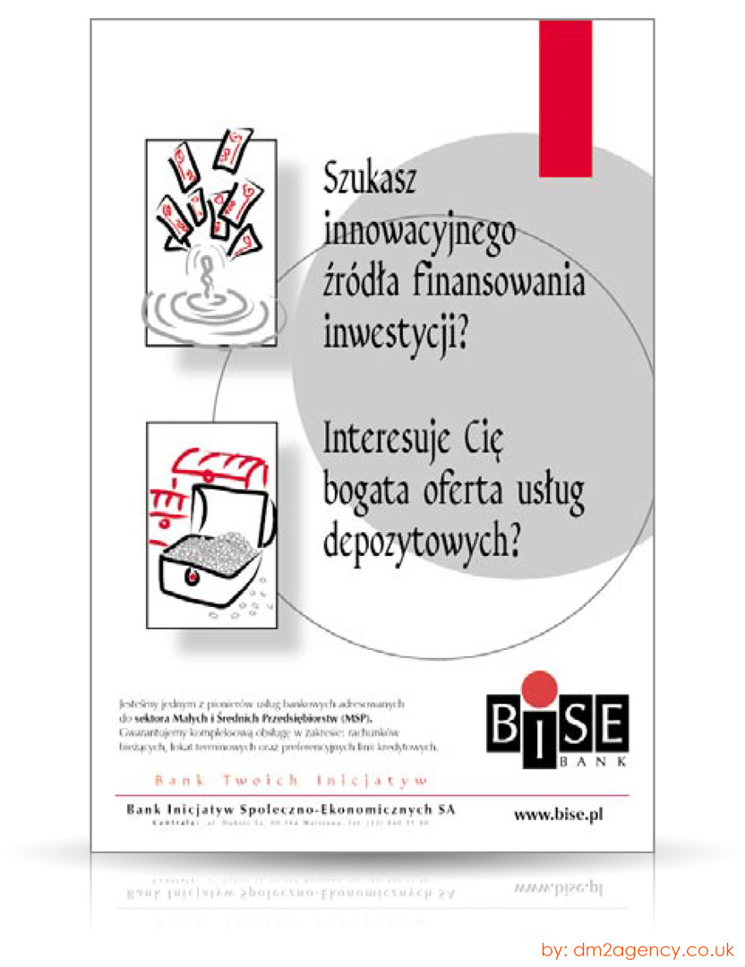 Bise Bank DM2Agency Ralph Lightman Dorota Iwankiewicz 1